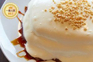 特製クリームのリコッタパンケーキ