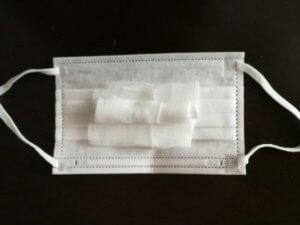 インナーマスクの作り方と材料