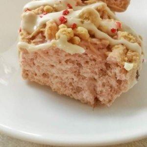 スタバのいちごスコーンストロベリーチーズケーキを食べてみた感想
