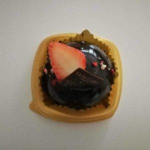 ローソンのゴディバケーキ