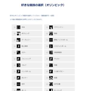 tokyo2020登録方法